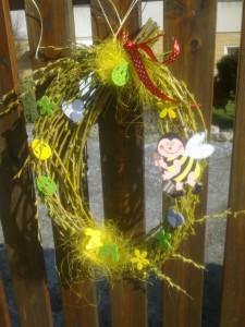 Velikonoční tvoření březen 2016 - hotové výtvory (10)