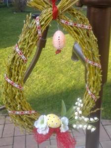 Velikonoční tvoření březen 2016 - hotové výtvory (15)