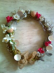 Velikonoční tvoření březen 2016 - hotové výtvory (16)