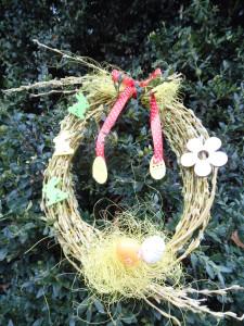 Velikonoční tvoření březen 2016 - hotové výtvory (9)